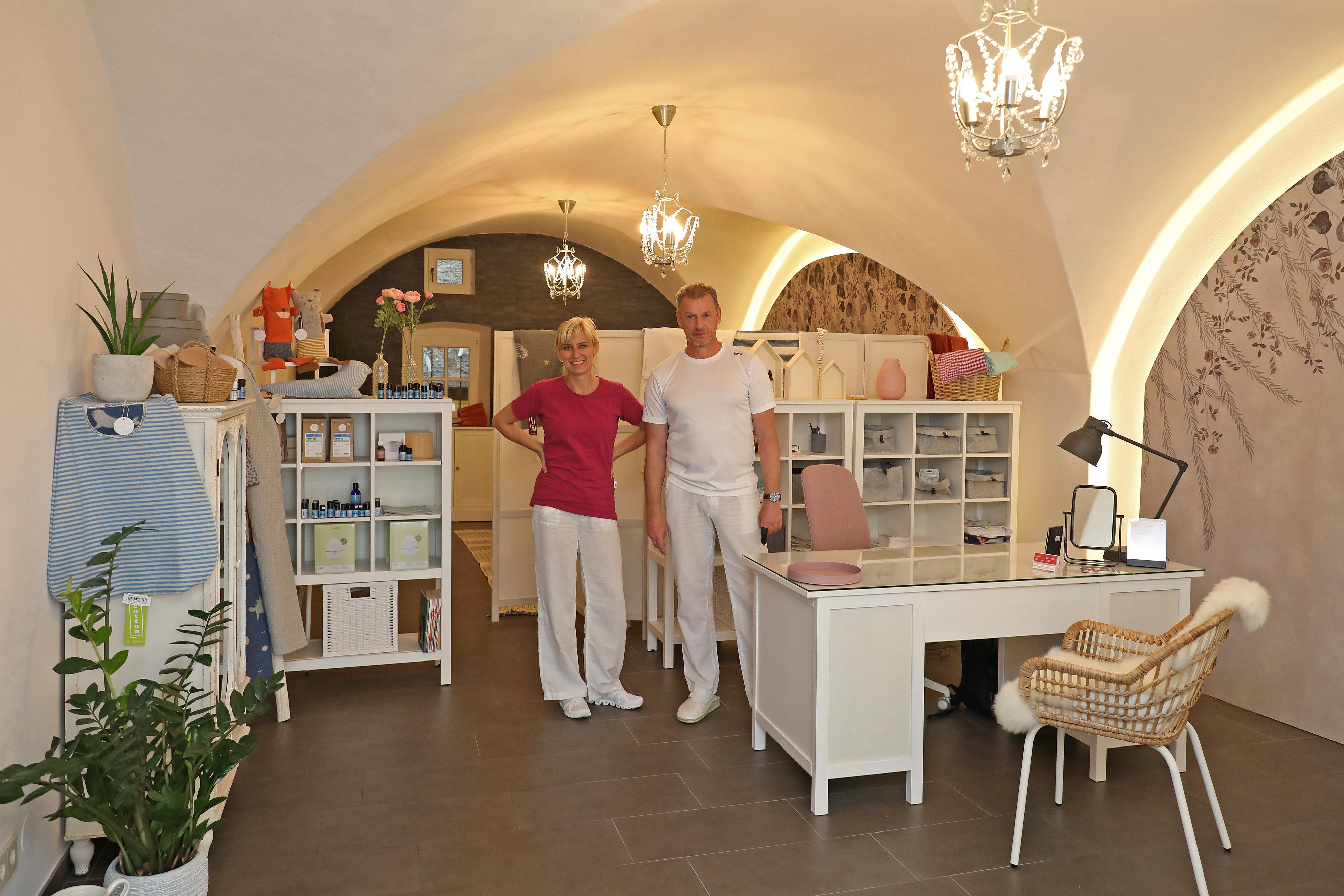 Einkaufen in Hall in Tirol - HEIL & GANZ - Das Shopping